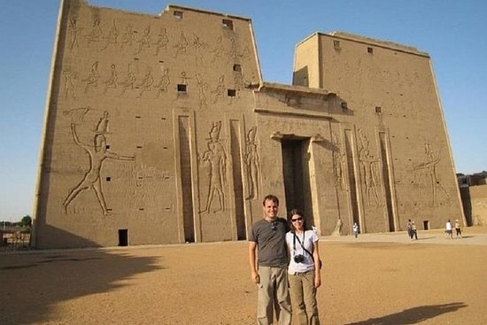 4 Day Nile Cruise with Train Transfer from Cairo Resmi