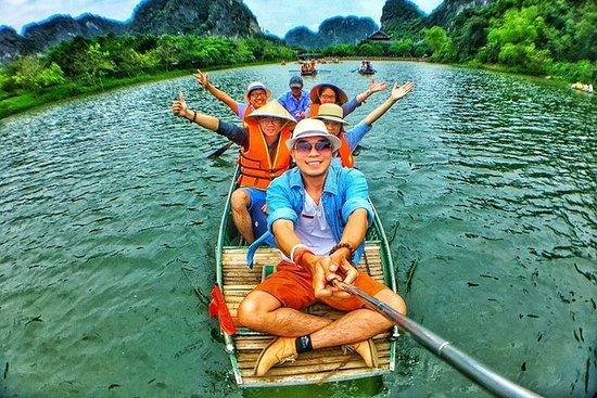 Tour Ninh Binh: Bai Dinh - Trang An...
