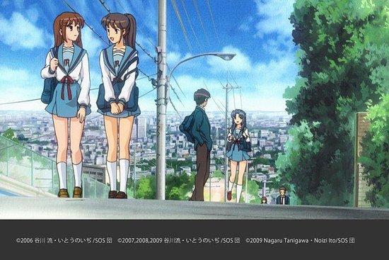 "Visite privée - Anime Tourism: ""La mélancolie de Haruhi Suzumiya"""