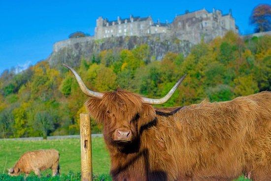 Visite du château de Stirling, du...