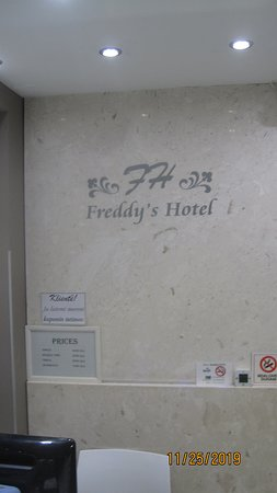 Welcome to Freddys!