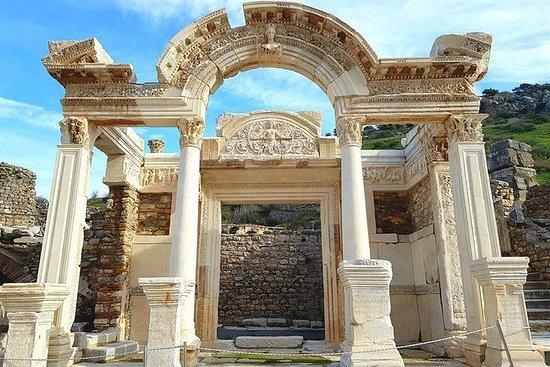 Escursioni a terra: Efeso e case a