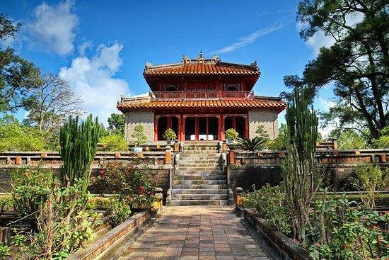 Visite de la ville de Hue - Journée...