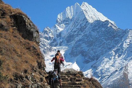 Mt. Trek de base de l'Everest au...
