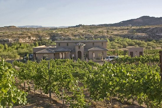 Wine Tour from Sedona to the Verde Valley Vineyards - In Luxury...