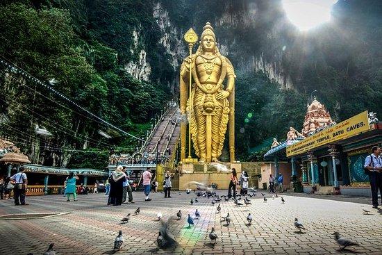 Malaysia Countryside and Batu Caves...