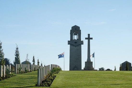 Excursion d'une journée sur les champs de bataille de la Somme au...