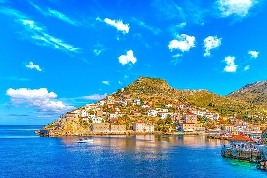Full Day Cruise to Greek Islands from...