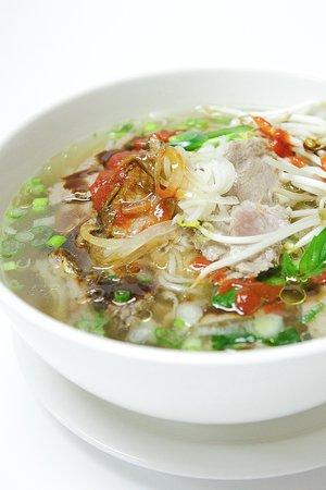 Vietnamese Pho Noodle soup in Lawton OK