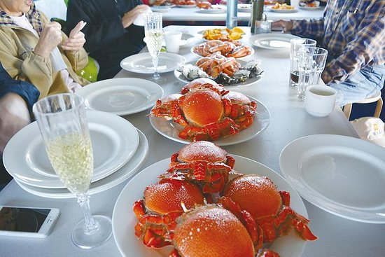 Gold Coast City Sights Tour with Crab Catching Cruise