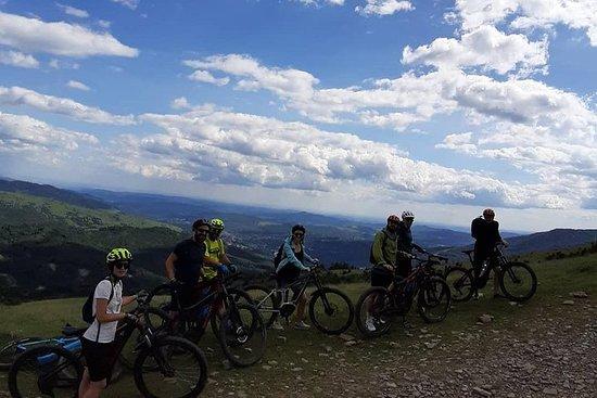Visit Brasov and surroundings e-bike...