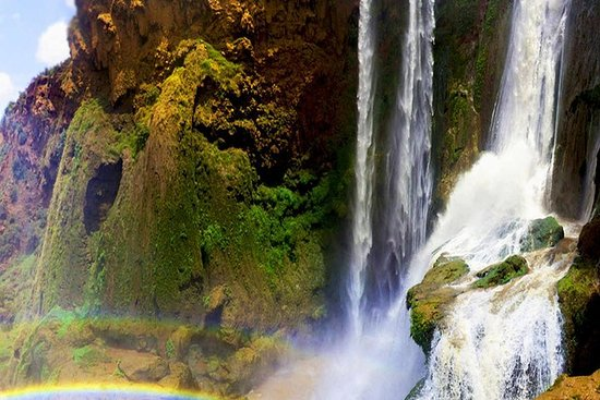 Ouzoud Waterfalls Marrakech Tour