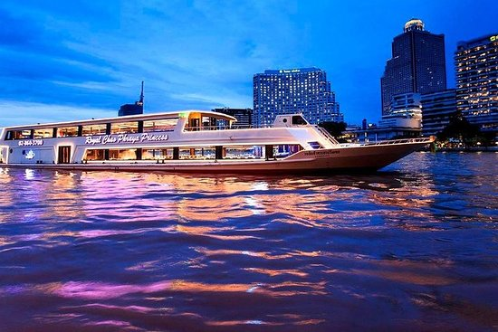 Evening - Dinner Cruise By Chaophraya Cruise With Return Hotel...