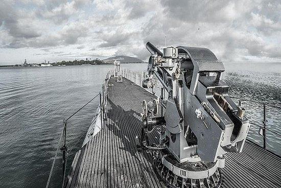 8B 8:50 AM Pearl Harbor Segunda Guerra...