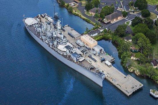 Tour 7M – Pearl Harbor & Mini Circle...
