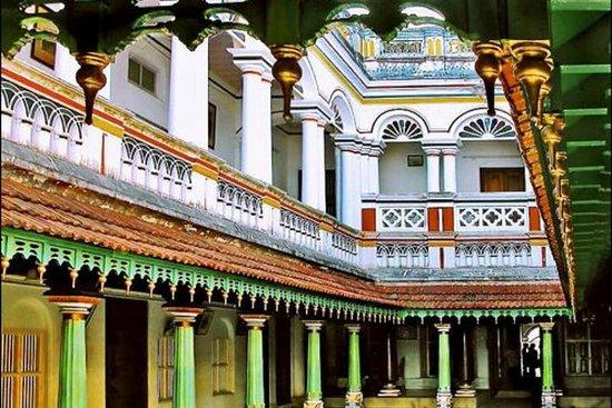 Trip to Visit Chettinad Region and Thirumayam Fort from...