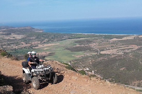 Cagliari: Quad Adventure Expérience...