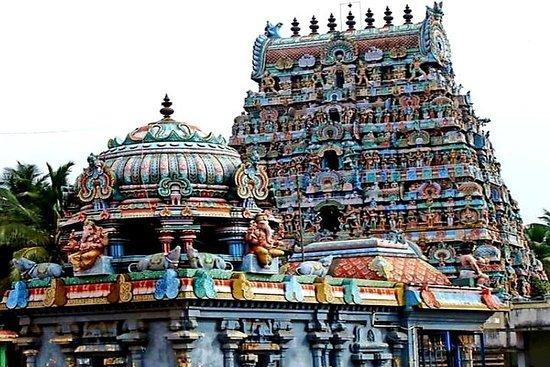 Tour del pellegrinaggio sacro - Thirunageshwaram (Rahu) e