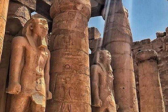 開羅出發的盧克索一日遊