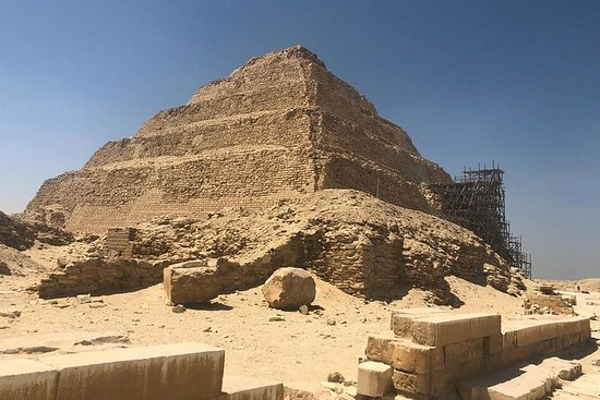 Private Tour To Sakkara and The...