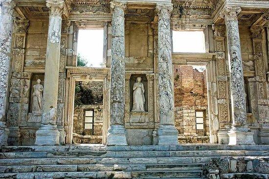 Tour di gruppo di Efeso per l'intera