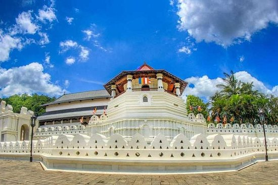 Kandy - Circuit d'une journée