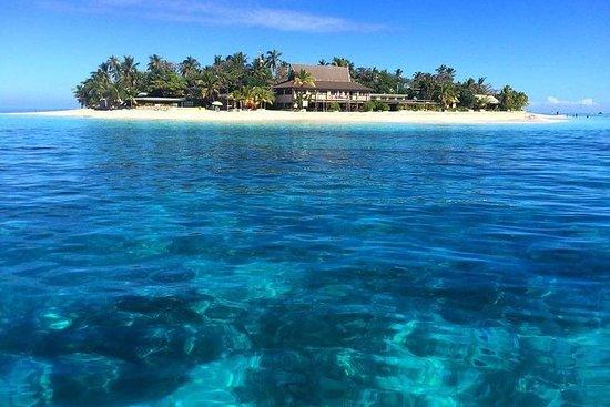 ランチとシュノーケリングを含むママヌザ諸島デイ...