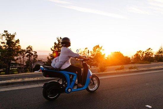 电动滑板车租赁 - 风景旅游