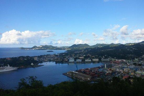 Saint Lucia 360 øya Tour