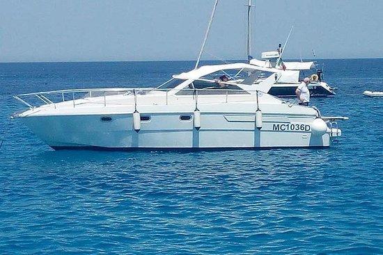 Boat excursion Egadi islands