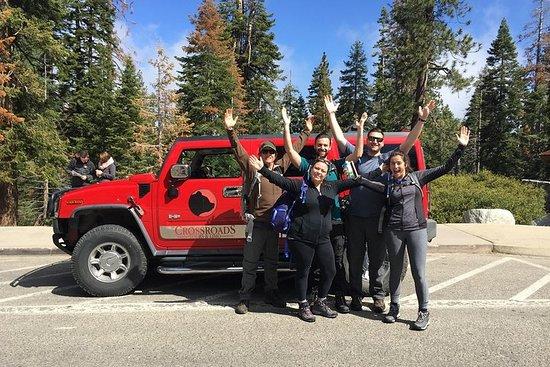 Hummer 4 X 4 Ronde van Yosemite