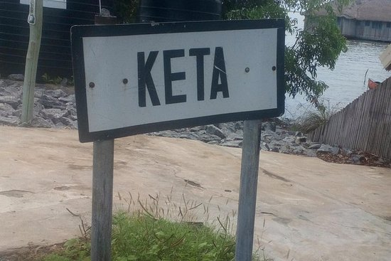 Keta - dagstur fra Accra
