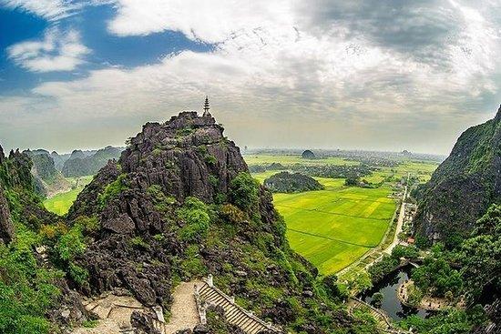 Ninhbinh Hoa lu de luxo - caverna Mua...