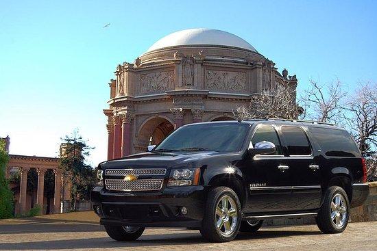 10 timers Monterey & Carmel privat tur