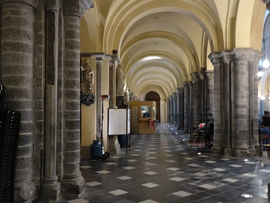 Tournai, Notre Dame Cathedral