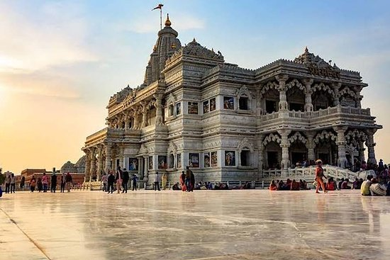 Private Tour : Mathura Vrindavan from...