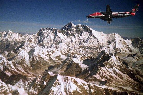 Expérience Everest - Survolez...
