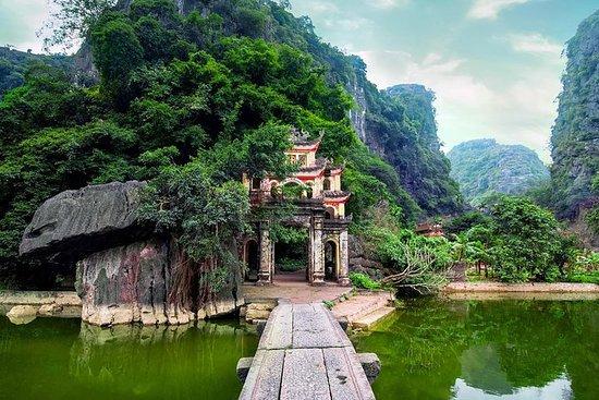 Explorando Hoa Lu - Tam Coc em Ninh...