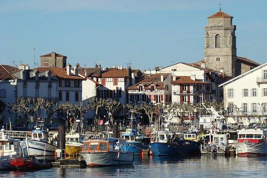 Bezienswaardigheden in Biarritz, Bayonne en Baskenland: privérondrit