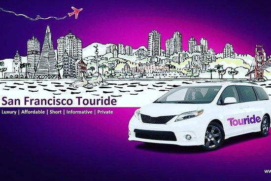 Privat guidet tur i San Francisco (4-6...
