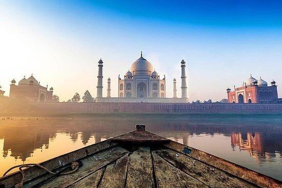 私人游:德里一日游的泰姬陵阿格拉