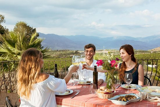 8 Days Small Group Sicily Food & Wine...