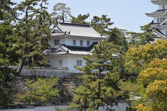 Fukuyama Castle Kagami Yagura