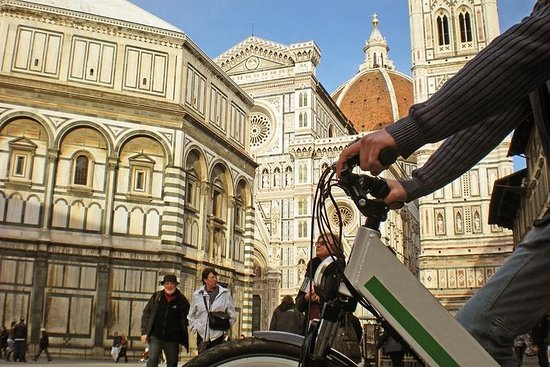 Florence Electric Bike Tour med Farm...