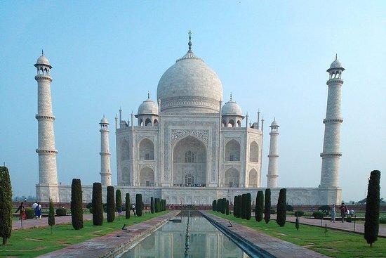 Excursion privée au Taj Mahal au départ...