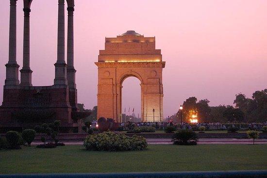 Excursion d'un jour Private Delhi