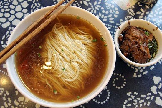 老上海美食和徒步之旅