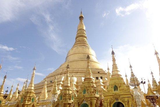 Modern Metropolis Yangon City Tour de...