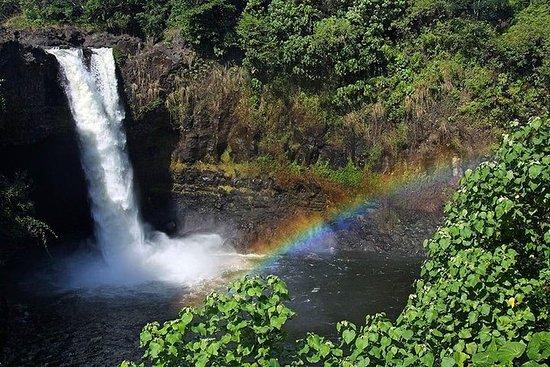 Excursão ao redor de Big Island, Havaí