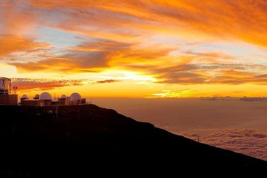 Tour dell'Haleakala al tramonto con
